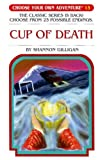 Cup of Death, Shannon Gilligan, 1933390646