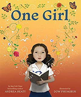 Book Cover: One Girl