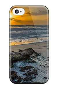 durable Protection Case Cover For Iphone 4/4s(sunset)