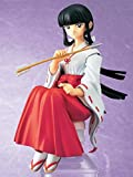 Lou Mick World Kaiyodo bottle on Figure Collection by BOME Vol.2 Inuyasha Kikyo single item (japan import)