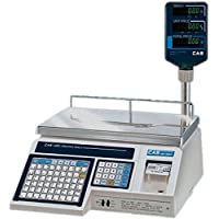 CAS LP-1000NP PRICE COMPUTING SCALE WITH POLE DISPLAY