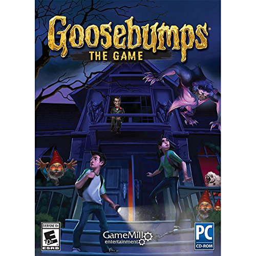 Encore Goosebumps The Game -