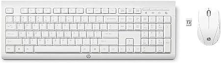 HP C2710 Wireless Keyboard Combo M7P30AA AB9 - Teclado ...