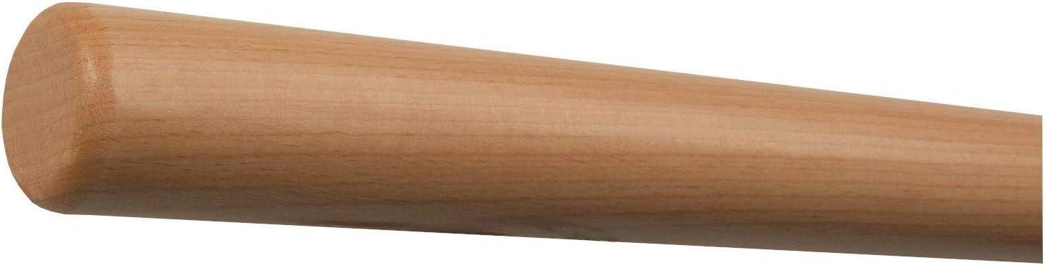 3100 mm gefast Enden 3,1 m Montagefertiger Buche Treppe Wand Handlauf//Gel/änder//Rundholz//Stange//Griff lackiert /Ø 42 mm mit bearbeiteten Enden ohne Handlaufhalter L/änge 310 cm