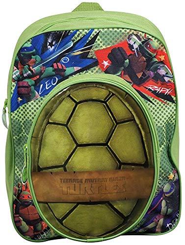 Tortugas Ninja Mochila con BOLSILLO: Amazon.es: Deportes y ...