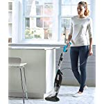 Eureka - Vacuum Cleaner 10 3-In-1 design with onboard crevice tool allows you to customize your vacuum for your needs. At only 4 pounds, you can take the Eureka blaze anywhere Eureka's signature swivel steering improves maneuverability and cleaning efficiency when compared to standard stick vacuums Eureka's capture nozzle picks up larger debris with ease unlike other stick vacuums that push larger particles around. Perfect for hard floors, area rugs, and low pile carpets