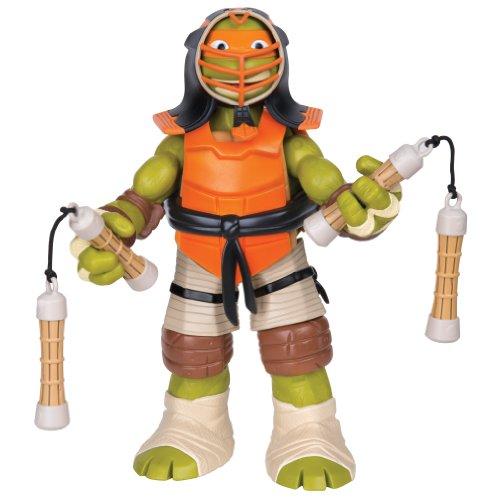 "Teenage Mutant Ninja Turtles 11"" Dojo Michelangelo Figure"
