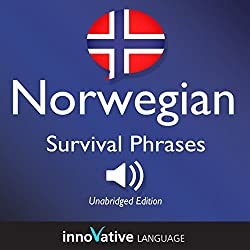 Learn Norwegian: Norwegian Survival Phrases: Lessons 1-50