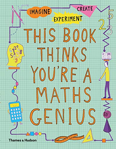 Image of This Book Thinks You're A Math Genius