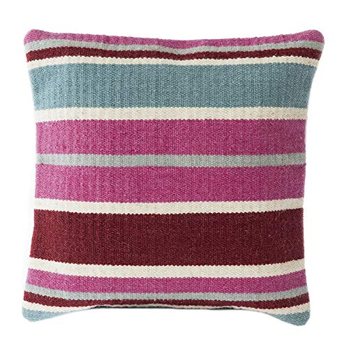 Kenay Home Fall Cojín Boho, Rosa, 45x45cm: Amazon.es: Hogar
