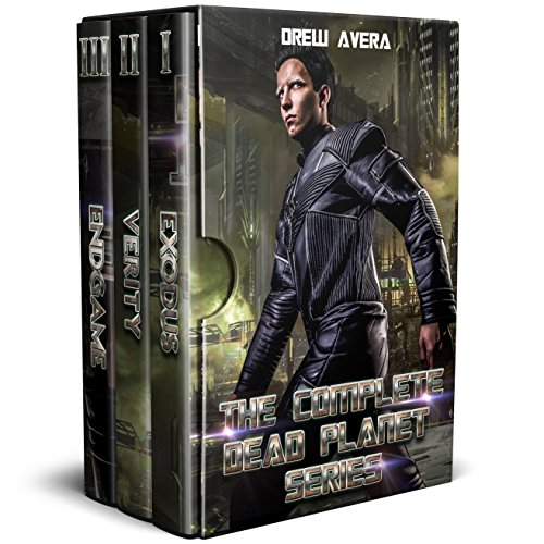 COMPLETE DEAD PLANET Drew Avera ebook product image
