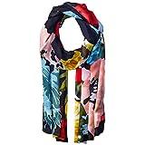 Joules Mujer Wensley Impreso bufanda con palangre