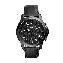 Fossil Men's Grant-FS5132 Black Watch