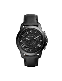 Fossil Men's Grant-FS5132 Black Watch