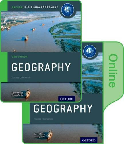 Download IB Geography Print and Online Course Book Pack: Oxford IB Diploma Programme pdf epub