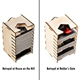 The Broken Token Box Organizer for Betrayal at