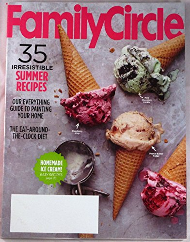 Family Circle Better Homes And Gardens Everyday With Rachael Ray Multi Pack June - Inc Products Day Ray