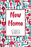 img - for New Home Search: House Hunting Organizer with Checklists and Moving Planner book / textbook / text book