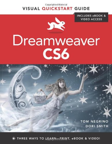 [PDF] Dreamweaver CS6: Visual QuickStart Guide Free Download | Publisher : Peachpit Press | Category : Computers & Internet | ISBN 10 : 0321822528 | ISBN 13 : 9780321822529