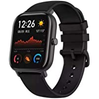 Amazfit GTS Smart Watch - Obsidian Black
