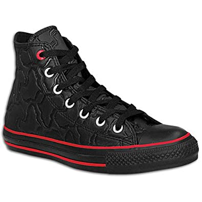 Converse Men's (Product) Red All Star Hi Africa ( sz. 03.5, Black
