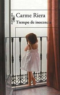 Tiempo de inocencia par Riera