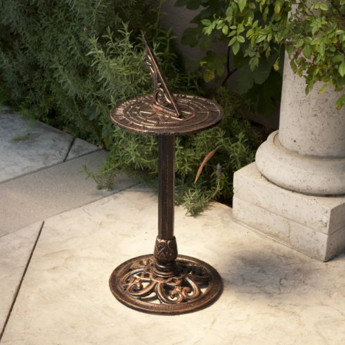 The 8 best sundials for outdoors with pedestal
