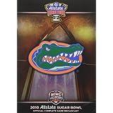 NCAA Florida Gators 2010 Sugar Bowl Champions Official Game DVD