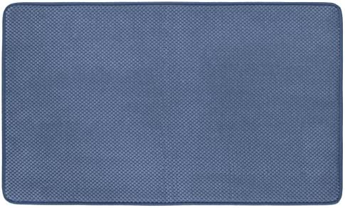 Amazon Com Mohawk Home Weston Mohawk Memory Foam Bath Mat 1 8x2