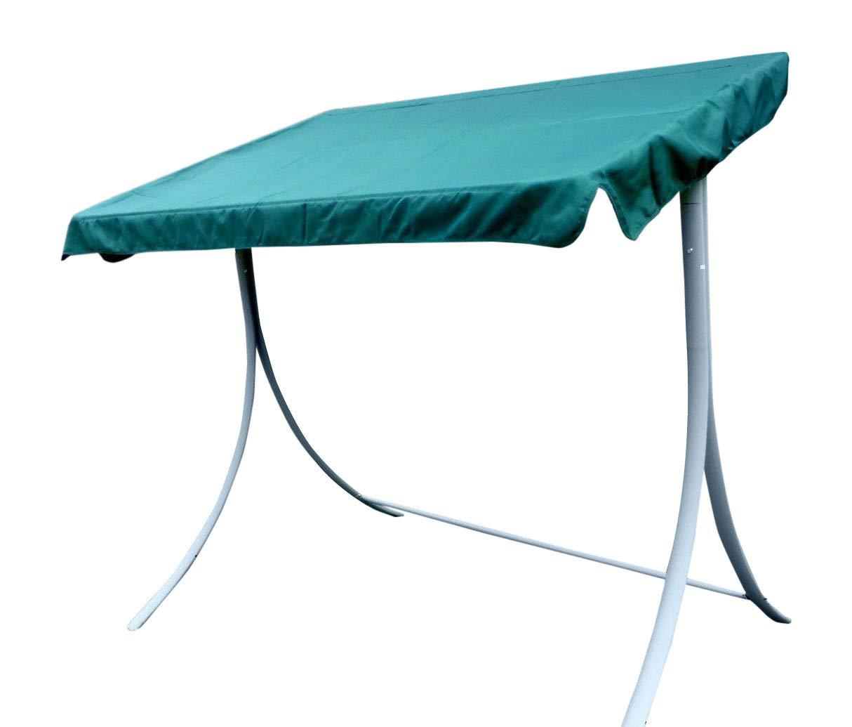 UK-Gardens–verde toldo de repuesto para 3asiento jardín Swingseat hamaca–Repuesto para