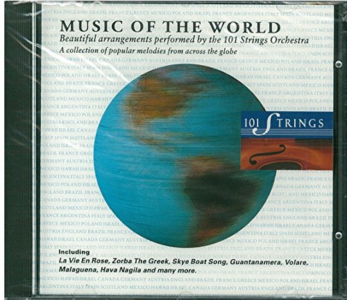 101 Strings Orchestra - Music Of The World By 101 Strings Orchestra - Zortam Music