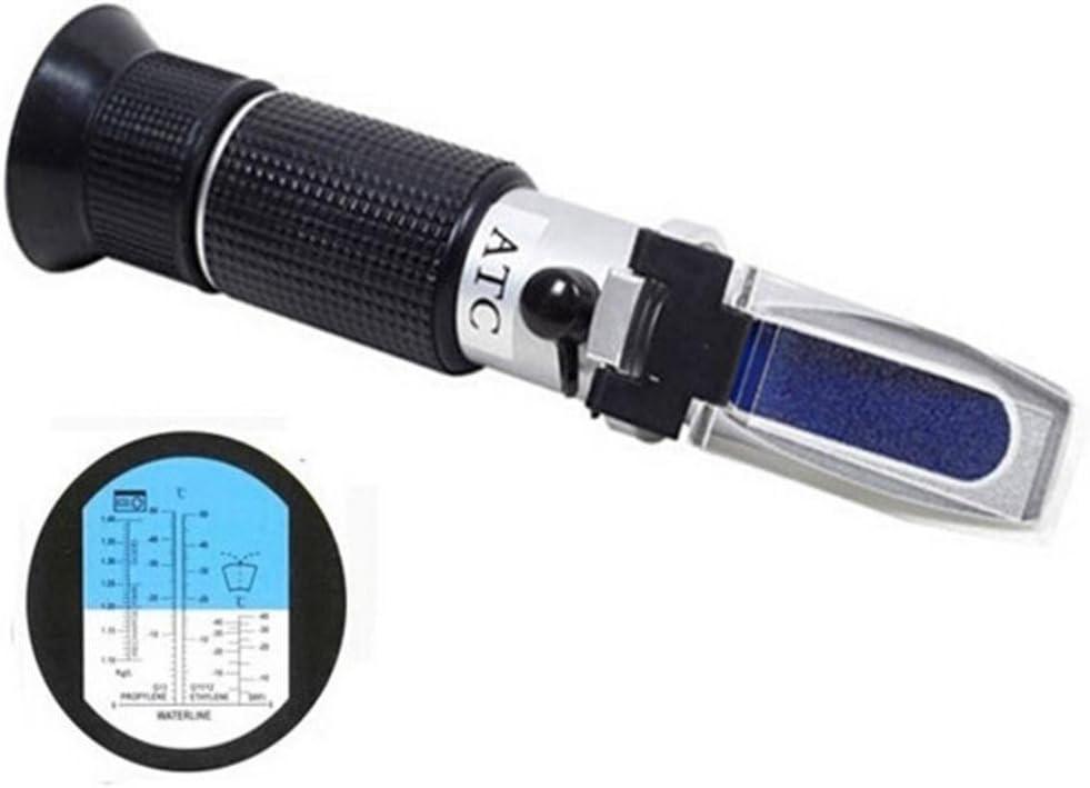 Hsthe Sea Ethylene Propylene Glycol Refractometer