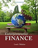 Entrepreneurial Finance 5th Edition