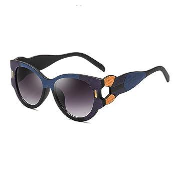 YLNJYJ Moda Cat Eye Sunglasses Mujeres Diseñador De La Marca ...