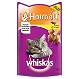 Whiskas Anti-Hairball Cat Treats 55g (PACK OF 2) Review