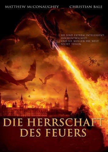 Die Herrschaft des Feuers Film