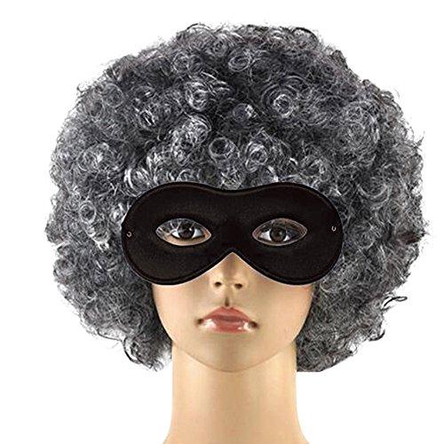 old lady fancy dress wigs - 4