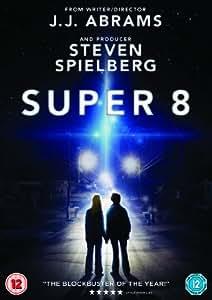 Super 8 [Edizione: Regno Unito] [Reino Unido] [DVD]