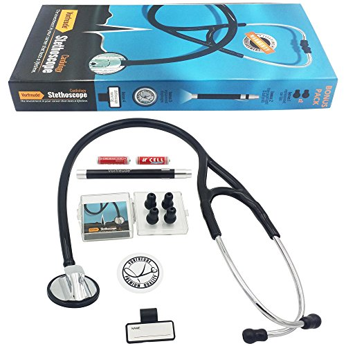 Vorfreude Cardiology Stethoscope Lifetime Replacement Guarantee (27