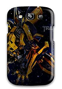David Dietrich Jordan's Shop Special Design Back Bumblebee Phone Case Cover For Galaxy S3 9569207K74270128