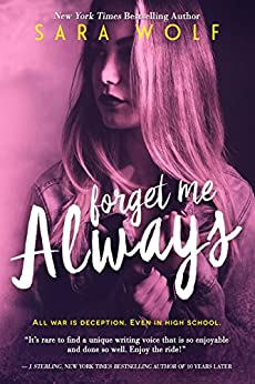 Forget Me Always (Lovely Vicious Book 2) by [Wolf, Sara]