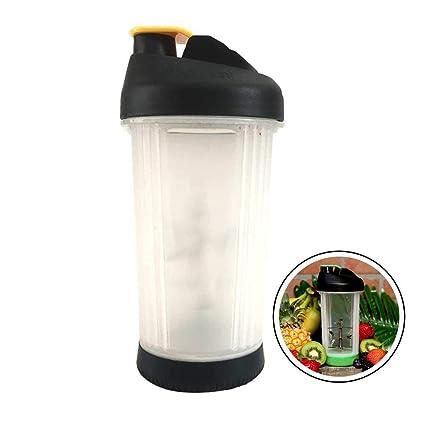 Umiwe Batidora de jugos portátil, mezcladora de Jugo de Frutas 450ML / 16OZ para el