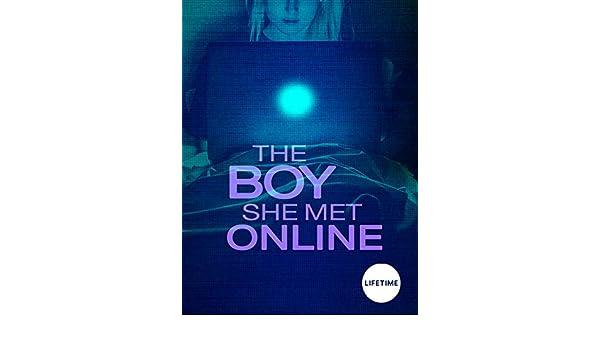 boy she met online