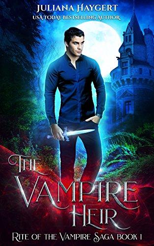 The Vampire Heir (Rite of the Vampire Book 1)