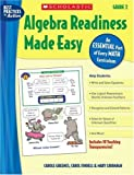 img - for Algebra Readiness Made Easy: Grade 2: An Essential Part of Every Math Curriculum (Best Practices in Action) book / textbook / text book