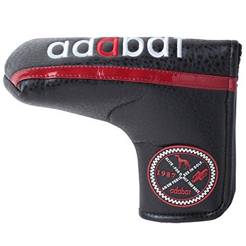 住居覚えている処理アダバット adabat ヘッドカバー パターカバー ABP299 ブラック