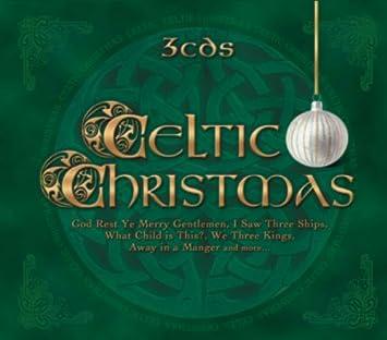 Celtic Christmas.Celtic Christmas 3 Cds Box Set