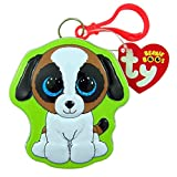 Flix Candy Ty Beanie Boos Collectible Tin with Jelly Beans, Duke the Dog