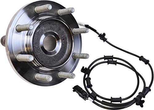 SKF BR930553 Wheel Bearing and Hub Assembly from SKF