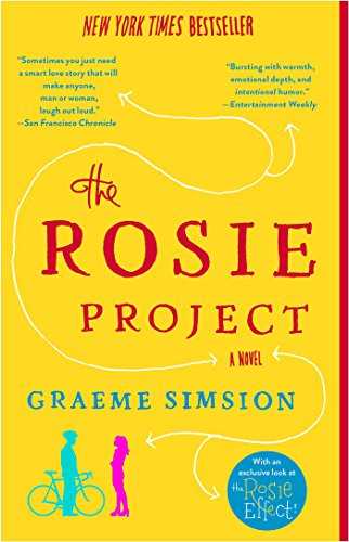 The Rosie Project: A Novel (Romance Novels About Best Friends Falling In Love)